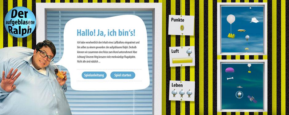 Wissen macht Ah! Website - Gewinner des Publikumpreises beim Grimme Online Award