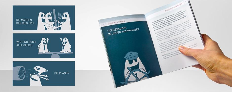 GASCADE Gastransport GmbH Erdgas - Corporate Design, Imagewerbung und Erscheinungsbild