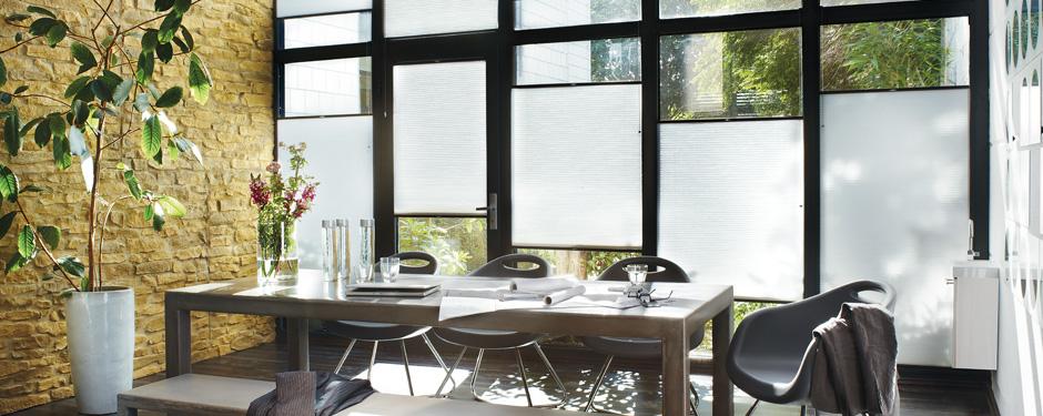 hunter douglas plissee duette musterkoffer machbar gmbh. Black Bedroom Furniture Sets. Home Design Ideas