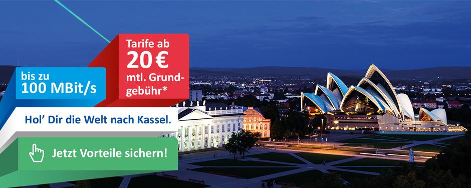Netcom Kassel - Hol dir die Welt nach Kassel - Oper von Sydney