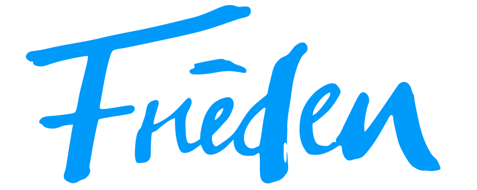 Zeitschrift Frieden Volksbund Logo